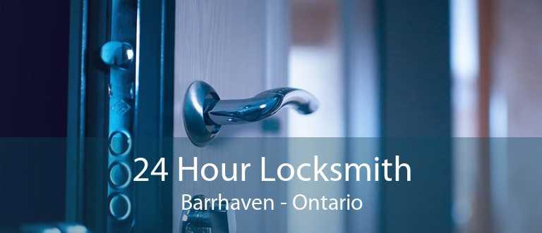 24 Hour Locksmith Barrhaven - Ontario