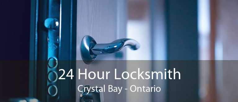 24 Hour Locksmith Crystal Bay - Ontario
