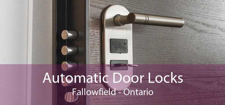 Automatic Door Locks Fallowfield - Ontario