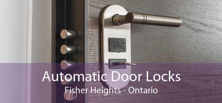 Automatic Door Locks Fisher Heights - Ontario