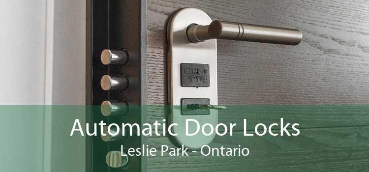 Automatic Door Locks Leslie Park - Ontario