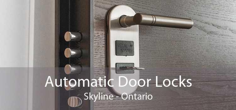 Automatic Door Locks Skyline - Ontario