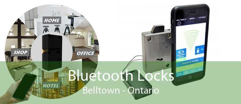 Bluetooth Locks Belltown - Ontario