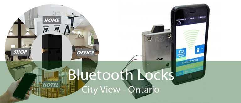 Bluetooth Locks City View - Ontario