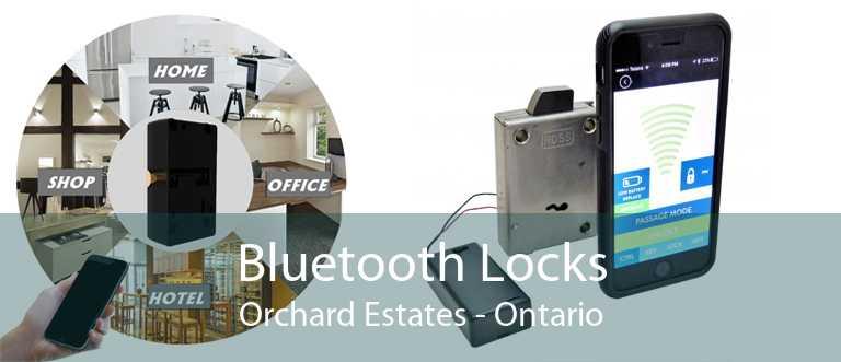 Bluetooth Locks Orchard Estates - Ontario