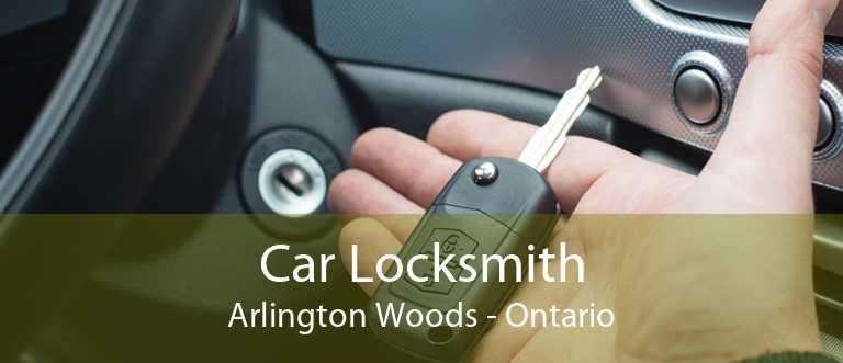 Car Locksmith Arlington Woods - Ontario
