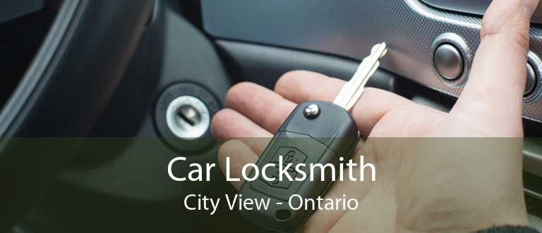 Car Locksmith City View - Ontario