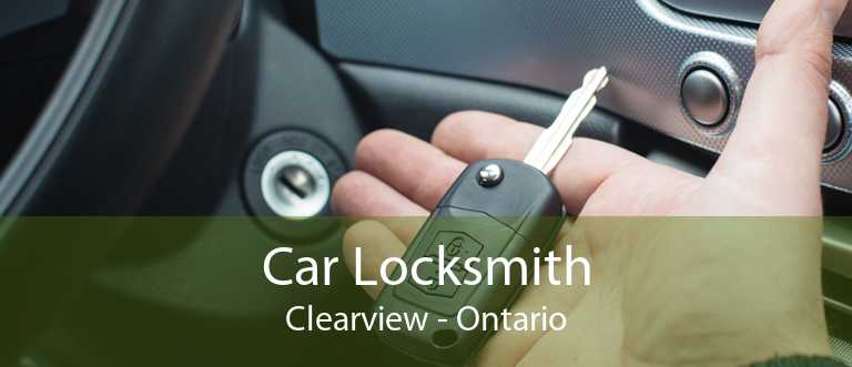 Car Locksmith Clearview - Ontario