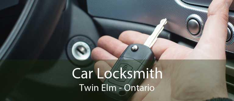 Car Locksmith Twin Elm - Ontario
