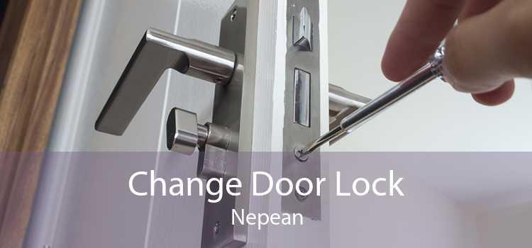 Change Door Lock Nepean