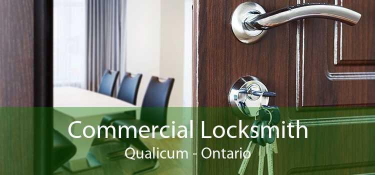 Commercial Locksmith Qualicum - Ontario