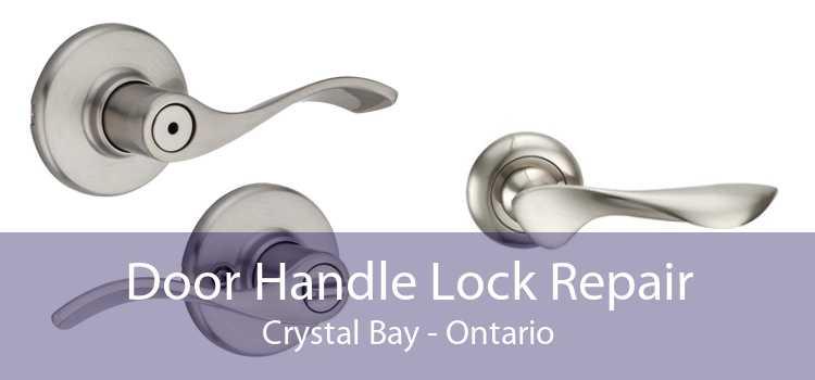 Door Handle Lock Repair Crystal Bay - Ontario
