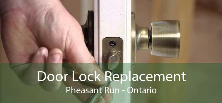 Door Lock Replacement Pheasant Run - Ontario