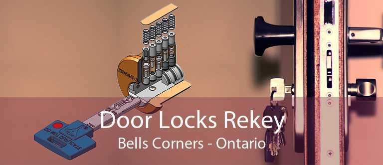 Door Locks Rekey Bells Corners - Ontario