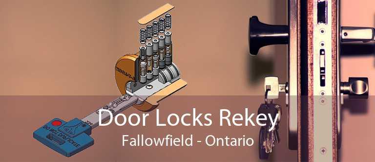 Door Locks Rekey Fallowfield - Ontario