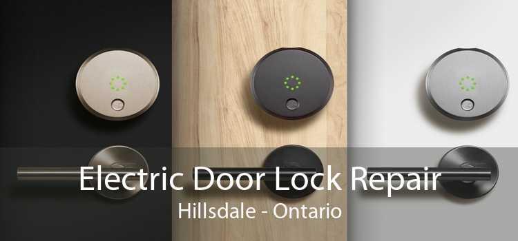 Electric Door Lock Repair Hillsdale - Ontario