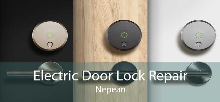 Electric Door Lock Repair Nepean