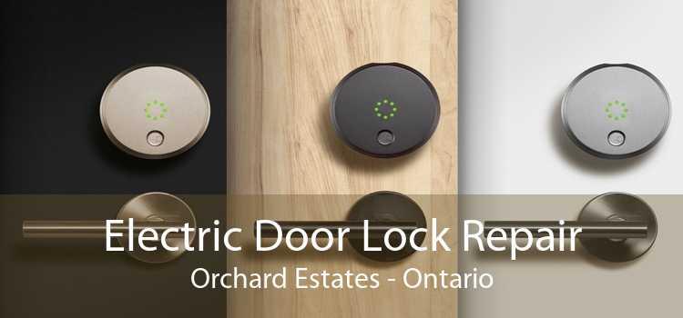 Electric Door Lock Repair Orchard Estates - Ontario