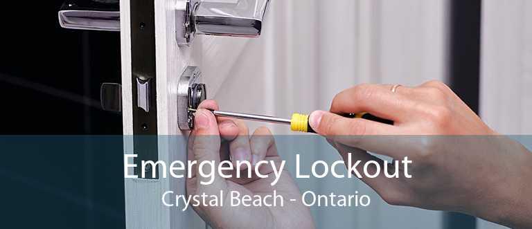 Emergency Lockout Crystal Beach - Ontario