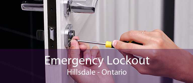 Emergency Lockout Hillsdale - Ontario