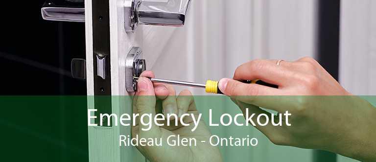 Emergency Lockout Rideau Glen - Ontario