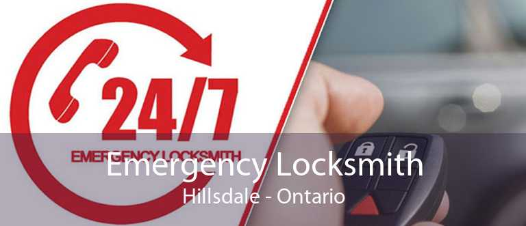 Emergency Locksmith Hillsdale - Ontario