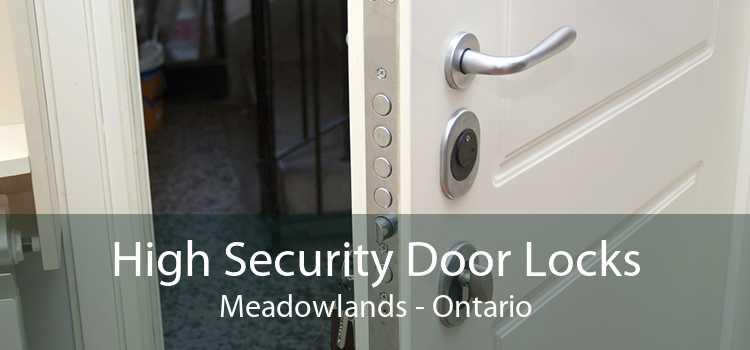 High Security Door Locks Meadowlands - Ontario