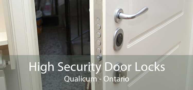 High Security Door Locks Qualicum - Ontario