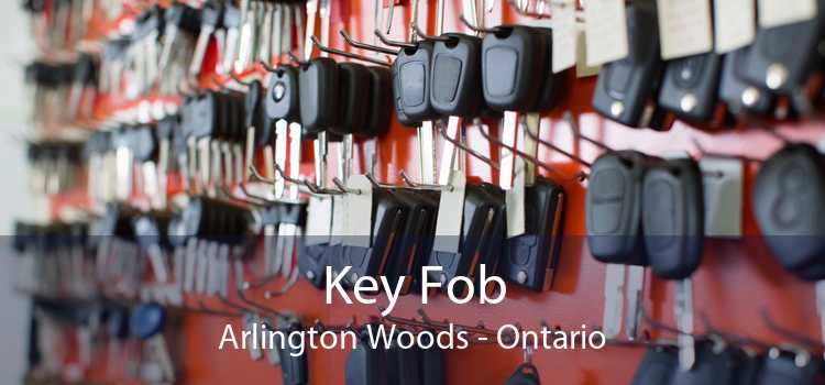 Key Fob Arlington Woods - Ontario