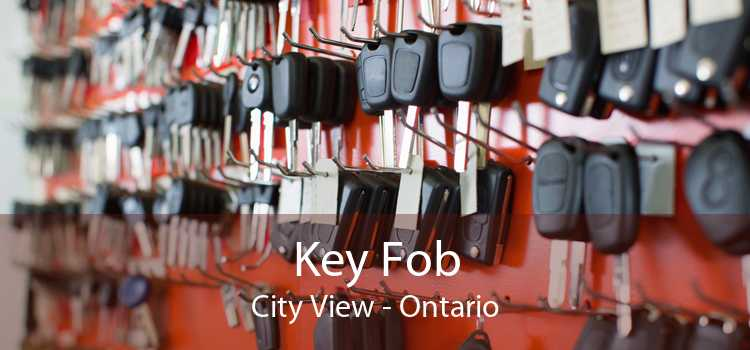 Key Fob City View - Ontario