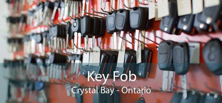 Key Fob Crystal Bay - Ontario