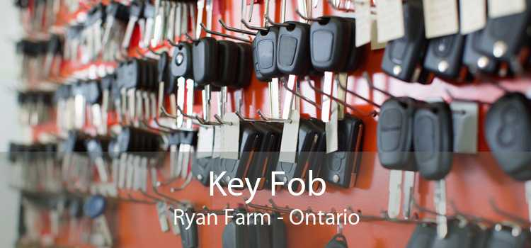 Key Fob Ryan Farm - Ontario