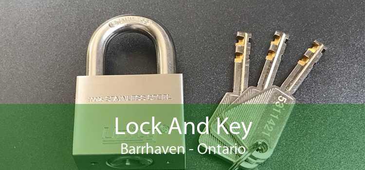 Lock And Key Barrhaven - Ontario