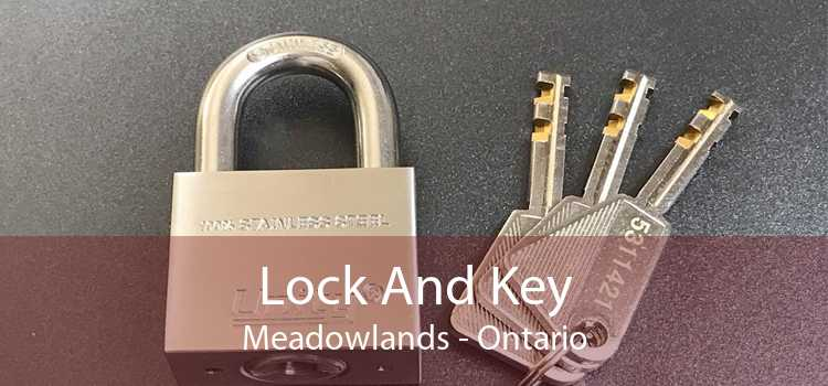 Lock And Key Meadowlands - Ontario