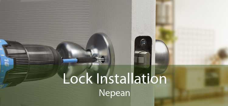Lock Installation Nepean