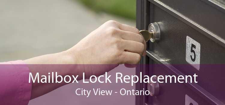 Mailbox Lock Replacement City View - Ontario
