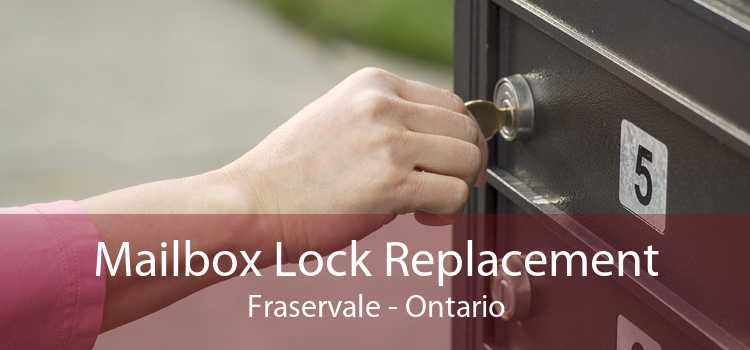 Mailbox Lock Replacement Fraservale - Ontario