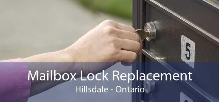 Mailbox Lock Replacement Hillsdale - Ontario