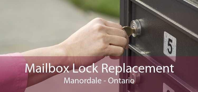 Mailbox Lock Replacement Manordale - Ontario