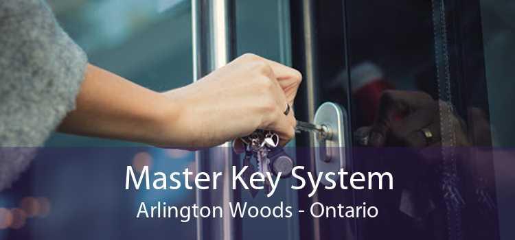 Master Key System Arlington Woods - Ontario