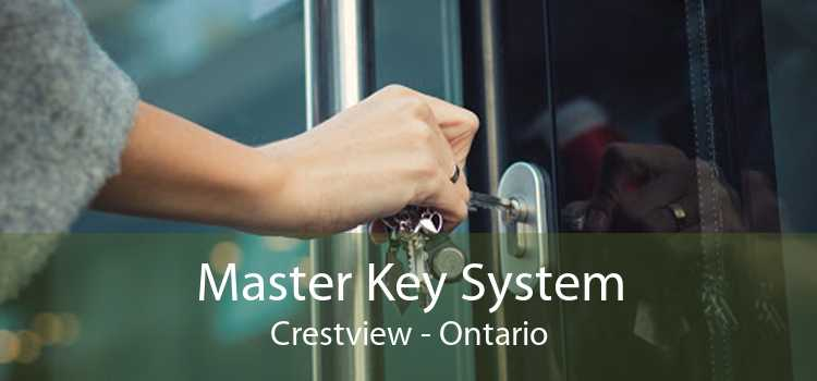 Master Key System Crestview - Ontario