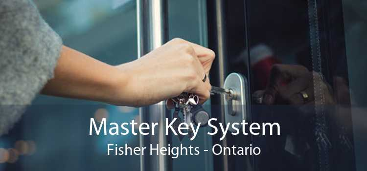 Master Key System Fisher Heights - Ontario