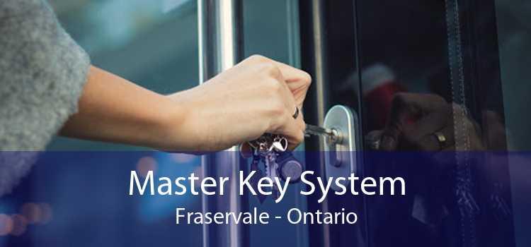 Master Key System Fraservale - Ontario