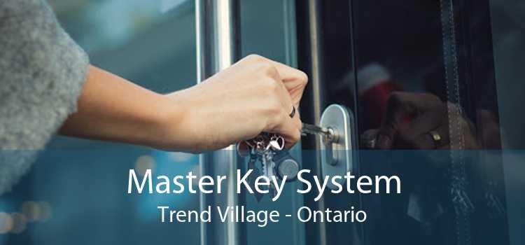 Master Key System Trend Village - Ontario
