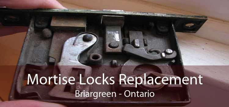 Mortise Locks Replacement Briargreen - Ontario