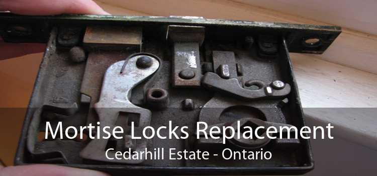 Mortise Locks Replacement Cedarhill Estate - Ontario