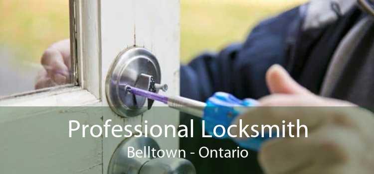 Professional Locksmith Belltown - Ontario