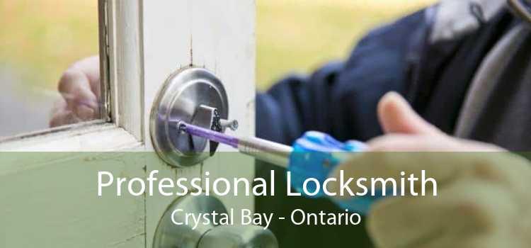 Professional Locksmith Crystal Bay - Ontario
