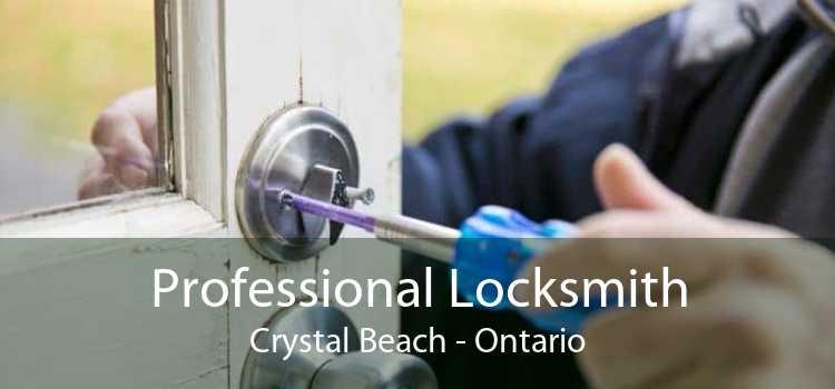 Professional Locksmith Crystal Beach - Ontario