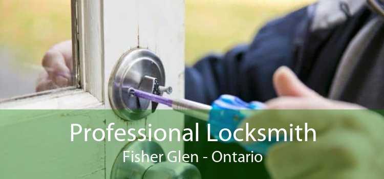 Professional Locksmith Fisher Glen - Ontario